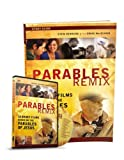 Zondervan: Parables Remix Study Guide with DVD: 18 Short Films Based on the Parables of Jesus