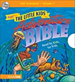 Zondervan: NIrV Little Kids Adventure Audio Bible Vol 1