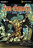 Martin, Gary: The Tears of Jehovah (Z Graphic Novels / Son of Samson)
