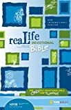 Littleton, Mark: ReaLife Devotional Bible for Kids: New International Version, Blue