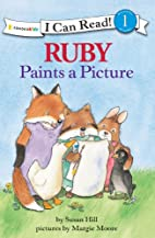 Ruby Paints a Picture by Susan Hill