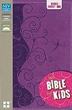 NIV, Bible for Kids, Imitation Leather,…
