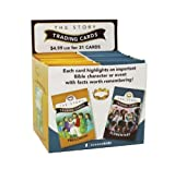 Various Authors: The Story Trading Cards, Packs in POP Display (Story, The)