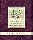 Purpose-Driven® Life Selected Thoughts and…