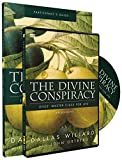 Willard, Dallas: The Divine Conspiracy Participant's Guide with DVD: Jesus' Master Class for Life