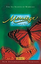 Marriage Devotional Bible by David Arp