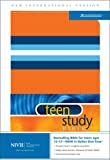 Richards, Sue: Teen Study Bible: New International Version, Teen Study Bible, Orange with Blue Bands
