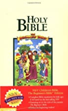 NIrV Beginner's Bible by Zondervan