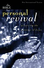 Bible for Personal Revival by Zondervan…