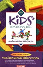 NIrV Kids' Devotional Bible by Joanne E.…