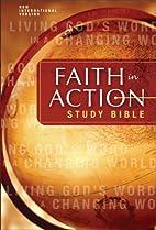 NIV Faith in Action Study Bible: Living…