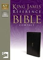 Zondervan Reference Bible: King James…