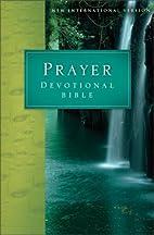 Prayer Devotional Bible (New International…