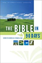 The Bible in 90 Days: Cover to Cover in 12…