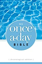 NIV, Once-A-Day Bible: Chronological…