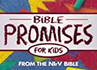 Bible Promises for Kids by Zondervan Gifts