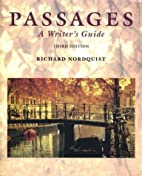 Passages: A Writer's Guide by Richard F…