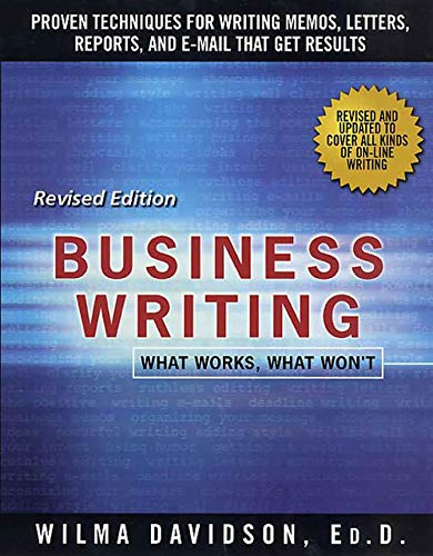 business-writing-what-works-what-wont