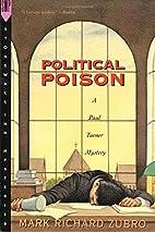 Political Poison: A Paul Turner Mystery…