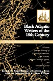 Potkay, Adam: Black Atlantic Writers of the Eighteenth Century: Living the New Exodus in England and the Americas