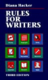 Hacker, Diana T.: Rules for Writers: A Brief Handbook