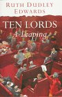 Edwards, Ruth Dudley: Ten Lords A-Leaping
