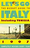 Nosal, Lisa M.: Let's Go the Budget Guide to Italy 1997