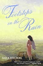 Footsteps in the Rain by Sara Hylton