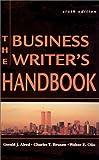 Brusaw: The Business Writer's Handbook (Spiral)