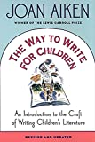 Aiken: The Way to Write for Children