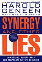 Synergy and Other Lies: Downsizing,…