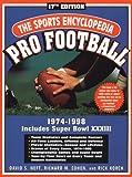 Neft, David S.: The Sports Encyclopedia: Pro Football 1999: 17th Edition