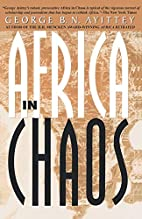 Africa in Chaos: A Comparative History by…