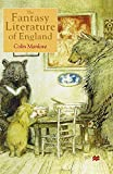 Manlove, C. N. (Colin Nicholas): The Fantasy Literature of England