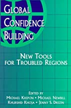Global confidence building : new tools for…