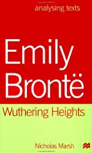 Emily Bronte: Wuthering Heights (Analysing…