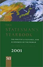 The Statesman's Yearbook 2001 by Barry…