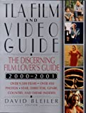 Tla Video: Tla Film and Video Guide 2000-2001: The Discerning Film Lover&#39;s Guide, 2000-2001