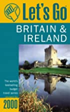 Let's Go Britain & Ireland by Let's Go…