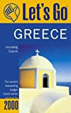 Pihos, Peter Constantine: Let&#39;s Go 2000 Greece: Including Cyprus