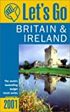 Pierce, Johs: Let's Go 2001 Britain and Ireland