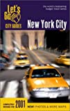 De Charette, Valerie: Let's Go 2001 New York City