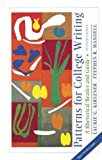 Kirszner, Laurie G.: Patterns for College Writing: A Rhetorical Reader, Seventh Edition and Guide