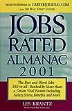 Krantz, Les: Jobs Rated Almanac, 2001