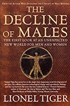The Decline of Males: The First Look at an…