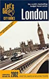Dawid, D. Jonathan: Lets Go 2002 London: City Guide