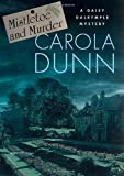 Dunn, Carola: Mistletoe and Murder (Daisy Dalrymple Mysteries, No. 11)