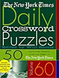 New York Times Staff: The New York Times Daily Crossword Puzzles