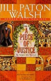 Walsh, Jill Paton: A Piece of Justice: An Imogen Quy Mystery