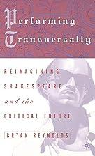 Performing Transversally: Reimagining…
